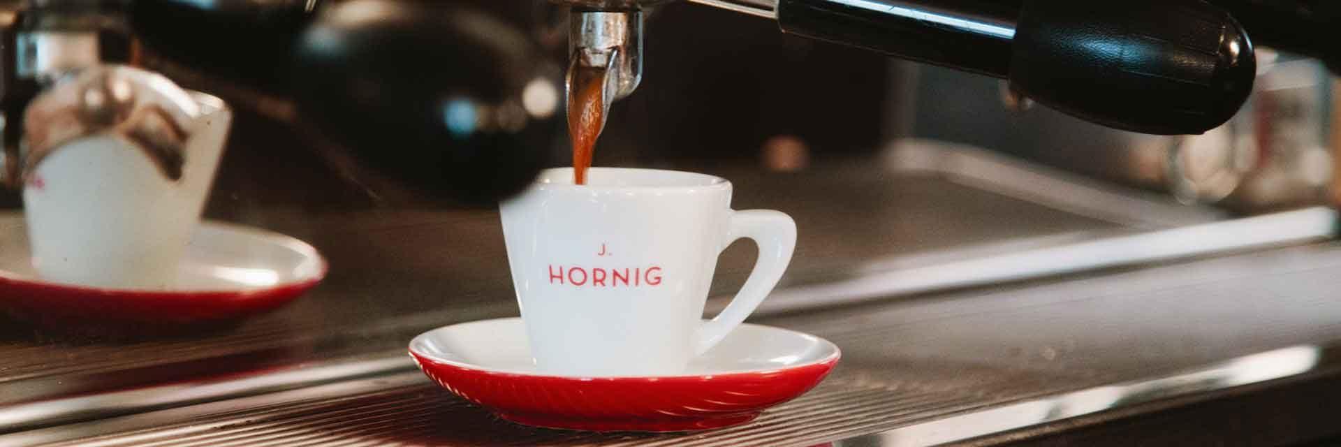 Kaffee für die Gastronomie