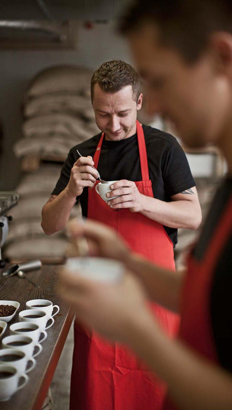 Barista-Kurse für Kaffeeliebhaber