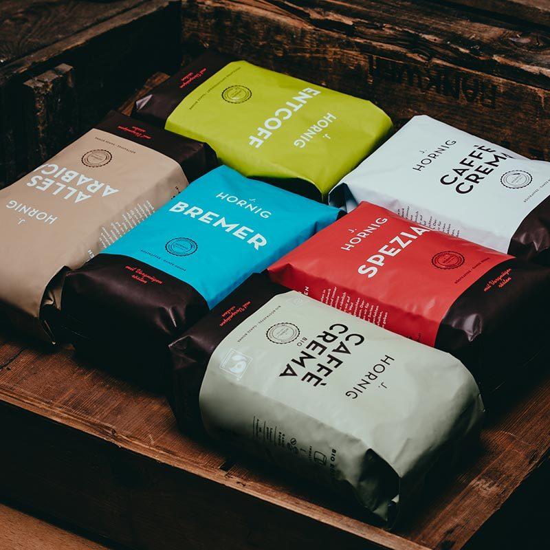 kaffee online kaufen f r zuhause gastronomie b ro j hornig. Black Bedroom Furniture Sets. Home Design Ideas