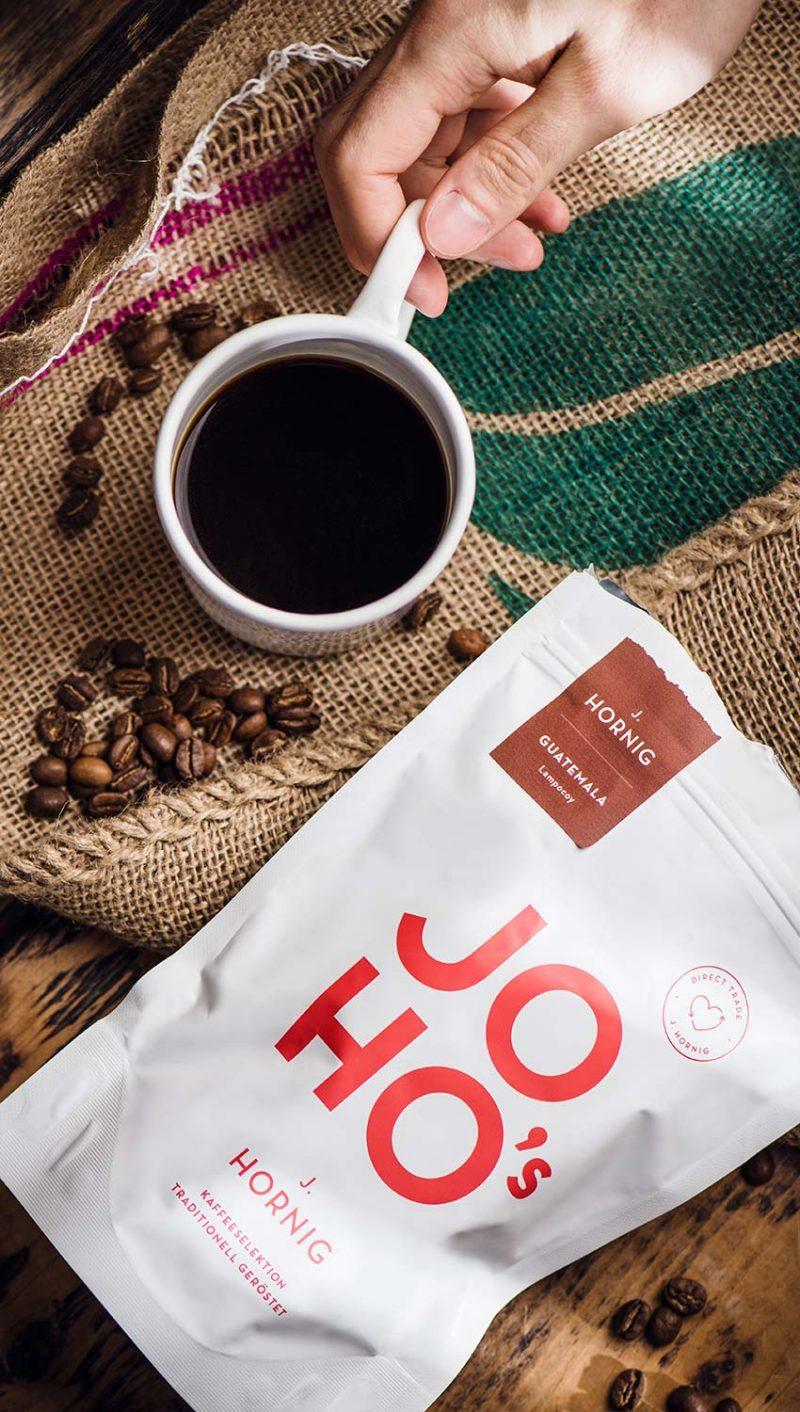 Direect-Trade-Kaffee JOHO's