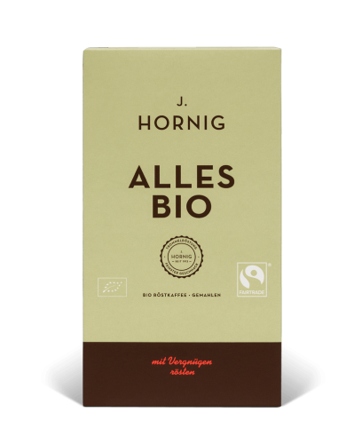Alles Bio | Kaffee Gemahlen | J. Hornig