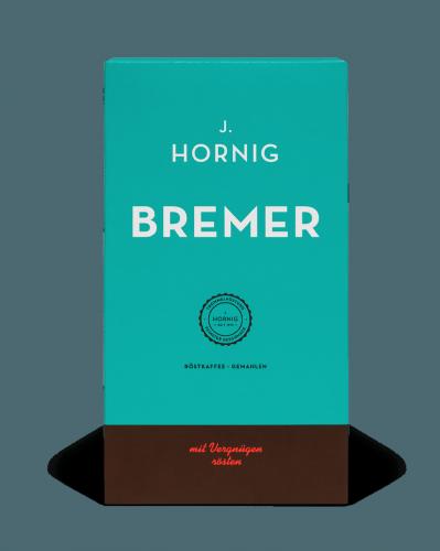Bremer | Kaffee Gemahlen | J. Hornig