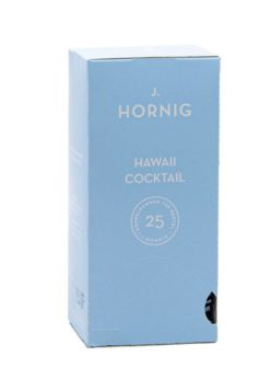 J. Hornig Hawaii Cocktail Doppelkammer Teebeutel