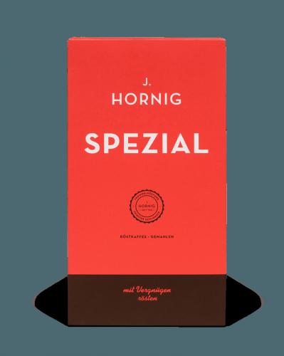 Spezial| Kaffee Gemahlen | J. Hornig