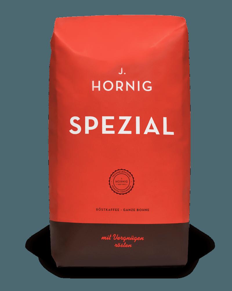 Spezial | Kaffee Ganze Bohne | J. Hornig