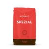 J. Hornig Kaffee Ganze Bohne Spezial 500g Packung