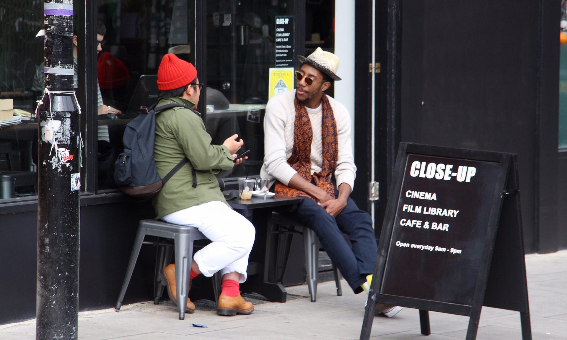 Drei Café-Tipps für London