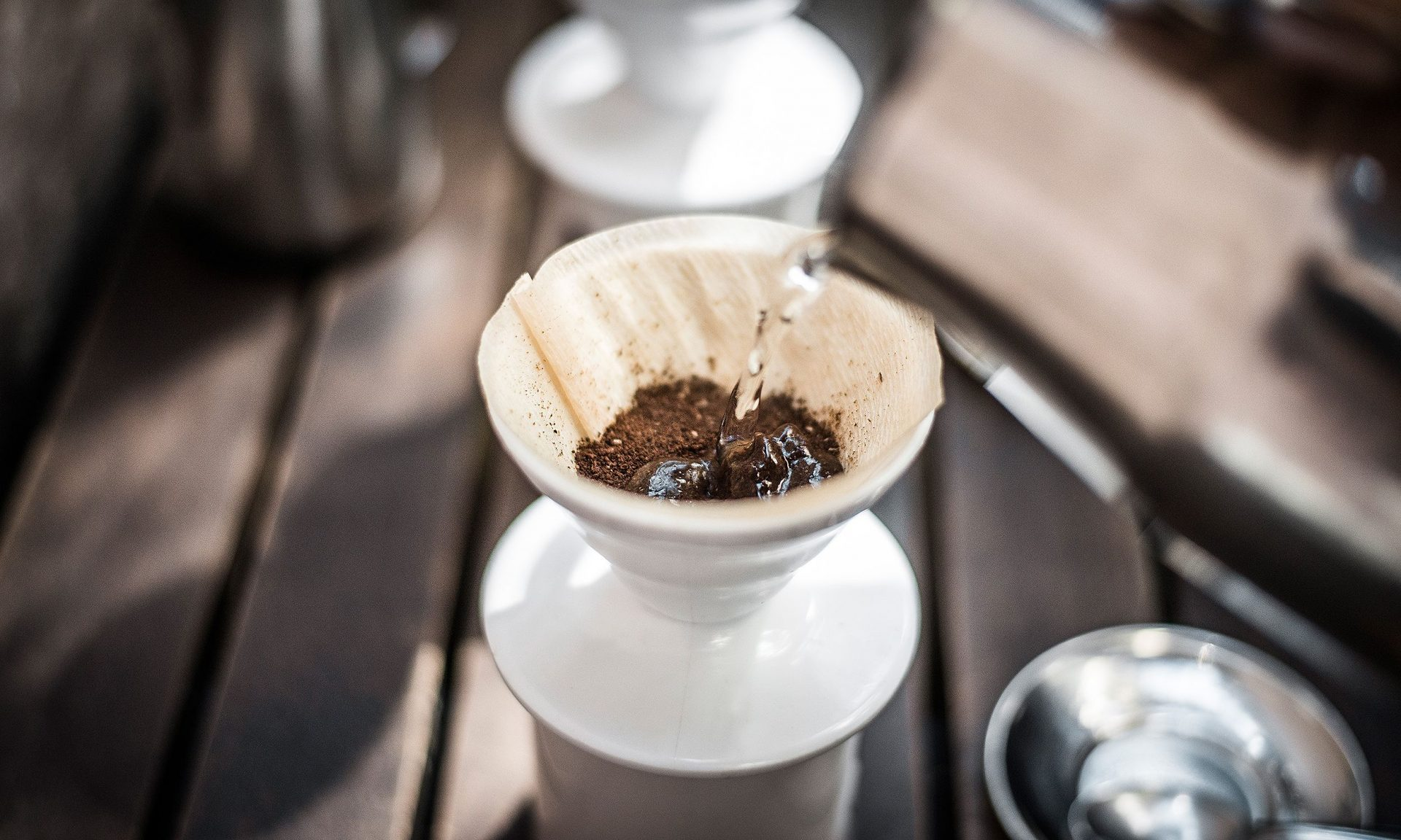 Voll im Trend: Pour Over