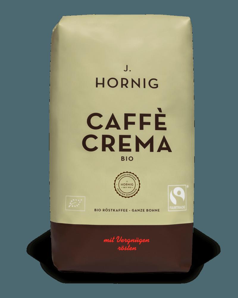 Caffè Crema Bio | Kaffee Ganze Bohne | J. Hornig