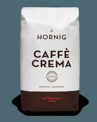 Caffè Crema | Kaffee Ganze Bohne | J. Hornig