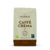 J. Hornig Kaffee Ganze Bohne Caffé Crema Bio 500g Packung