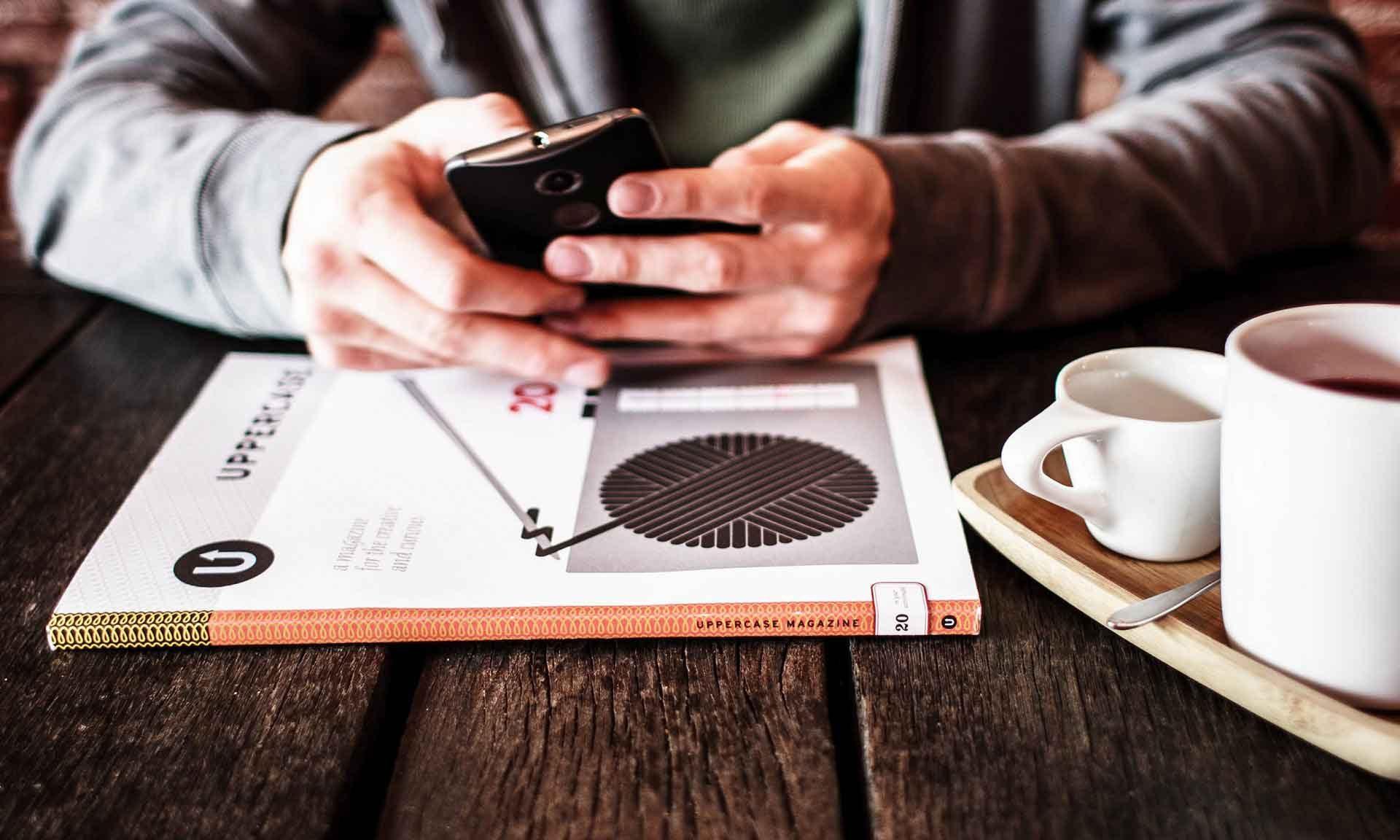 Fünf Gründe für eine Kaffeepause
