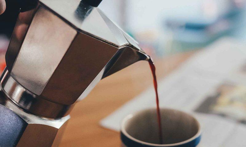 Koffein Kaffee J. Hornig