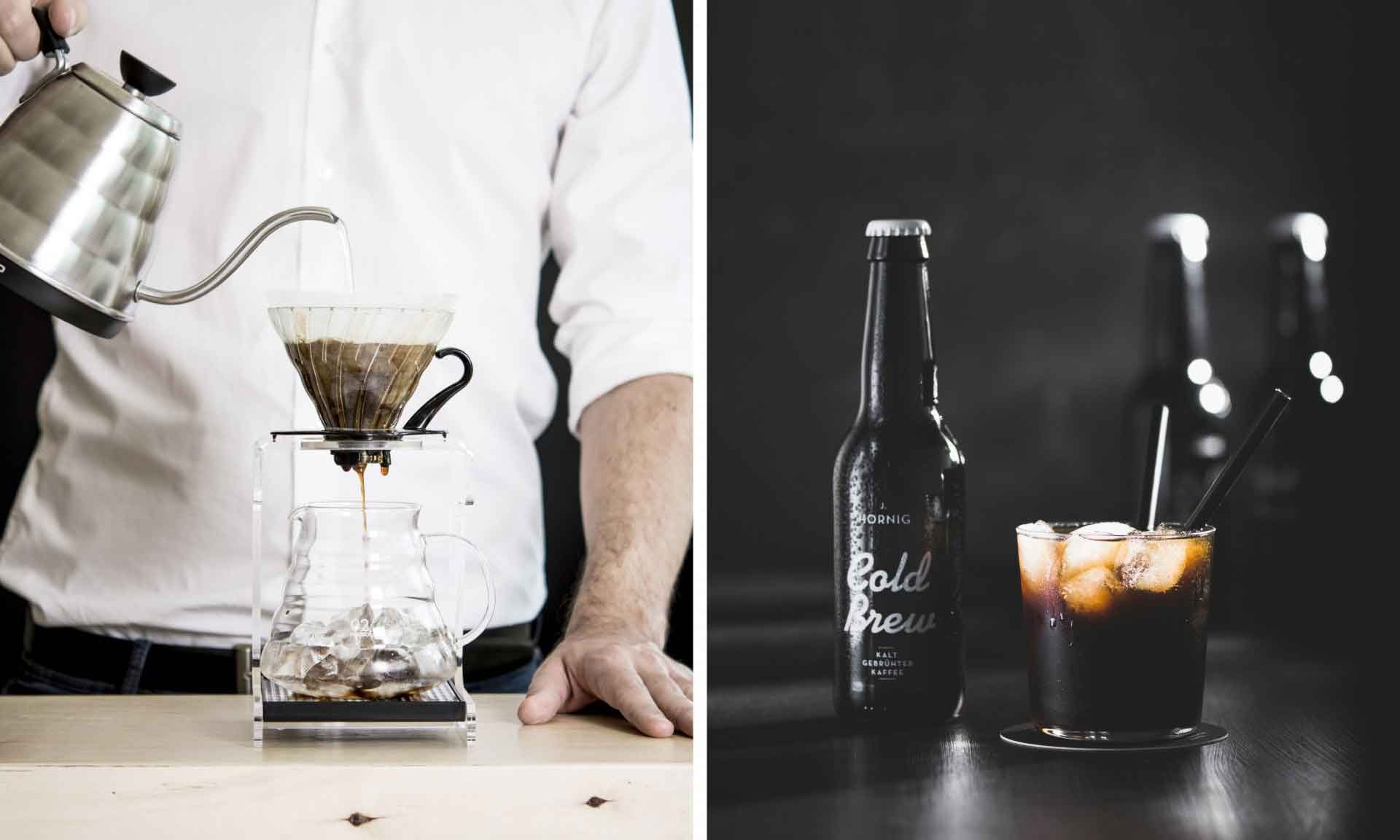 Cold Brew vs. Ide Brew | J. Hornig