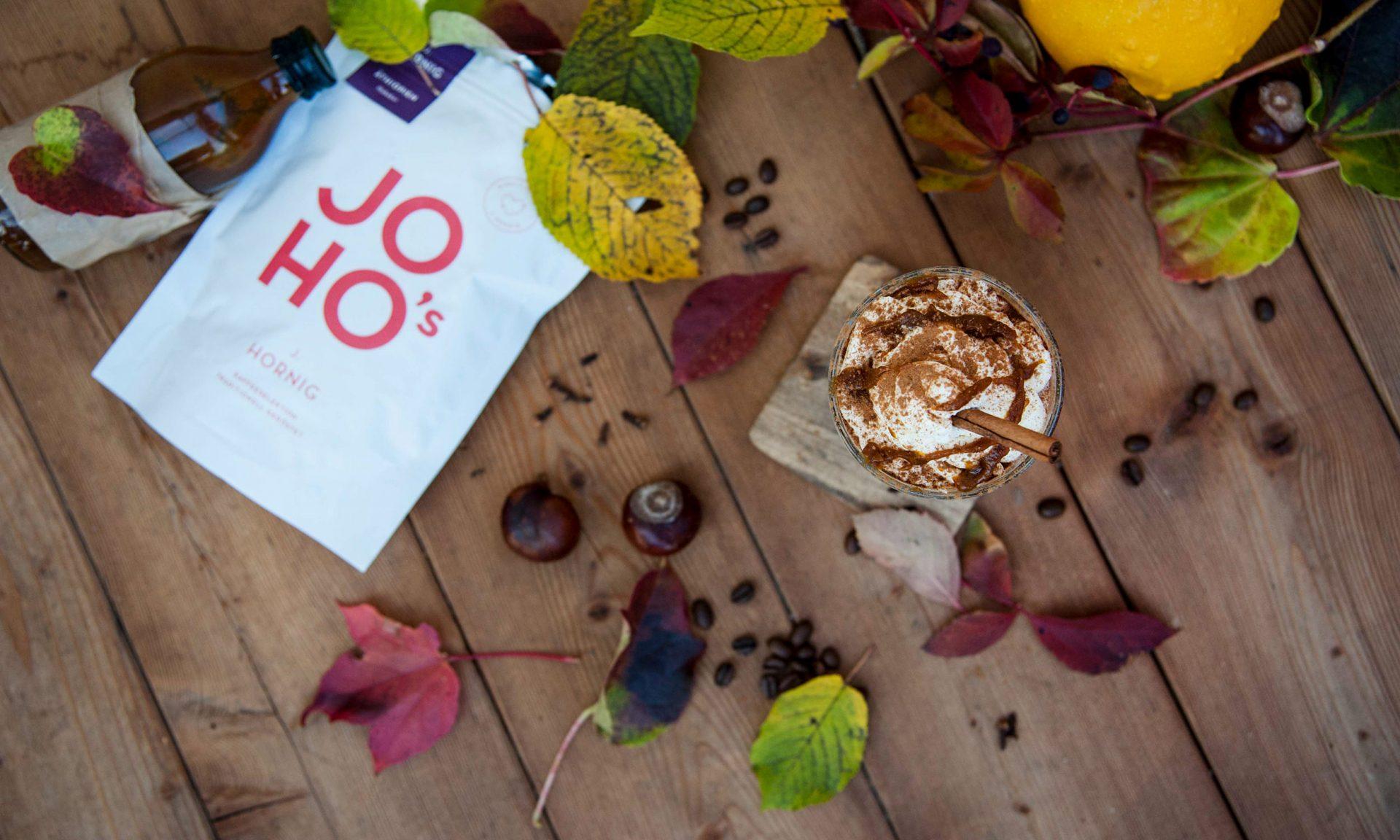 Pumpkin Spice Latte selber machen | J. Hornig