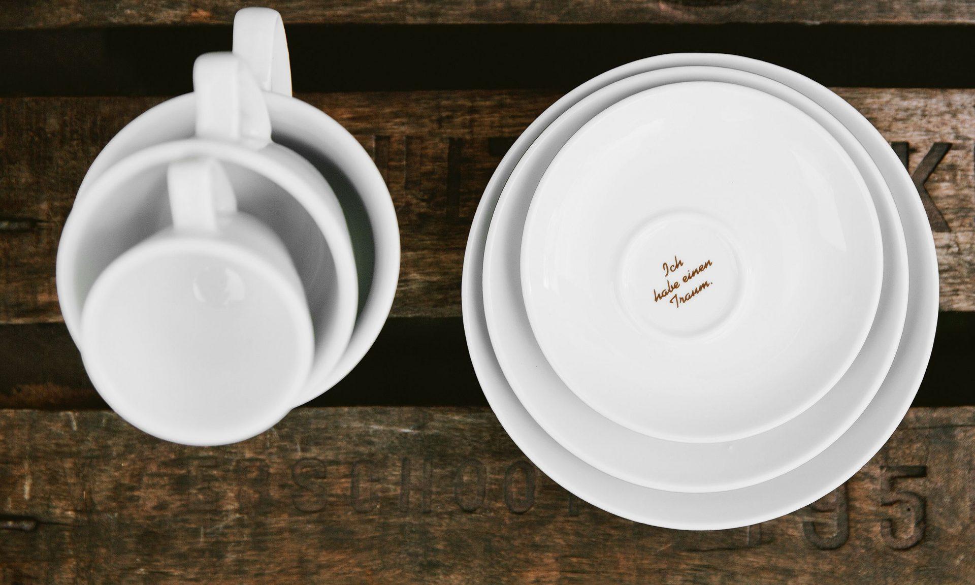 Dein Spruch für unsere Tassen | J. Hornig