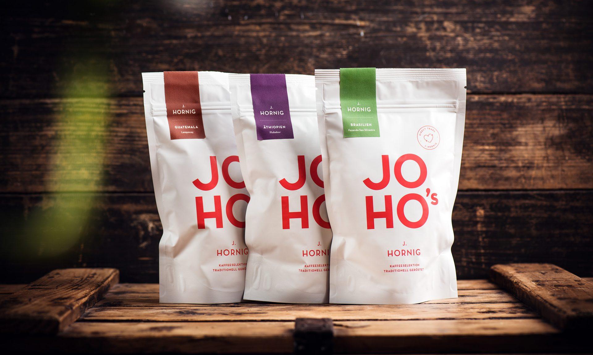 So schmeckt unser JOHO's-Spezialitätenkaffe | J. Hornig