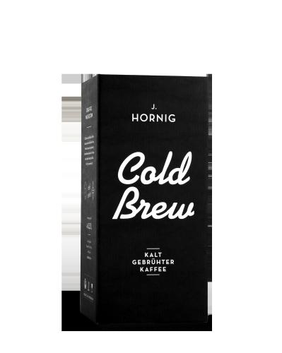 Cold Brew im 4er-Tray | Kaffee | J. Hornig