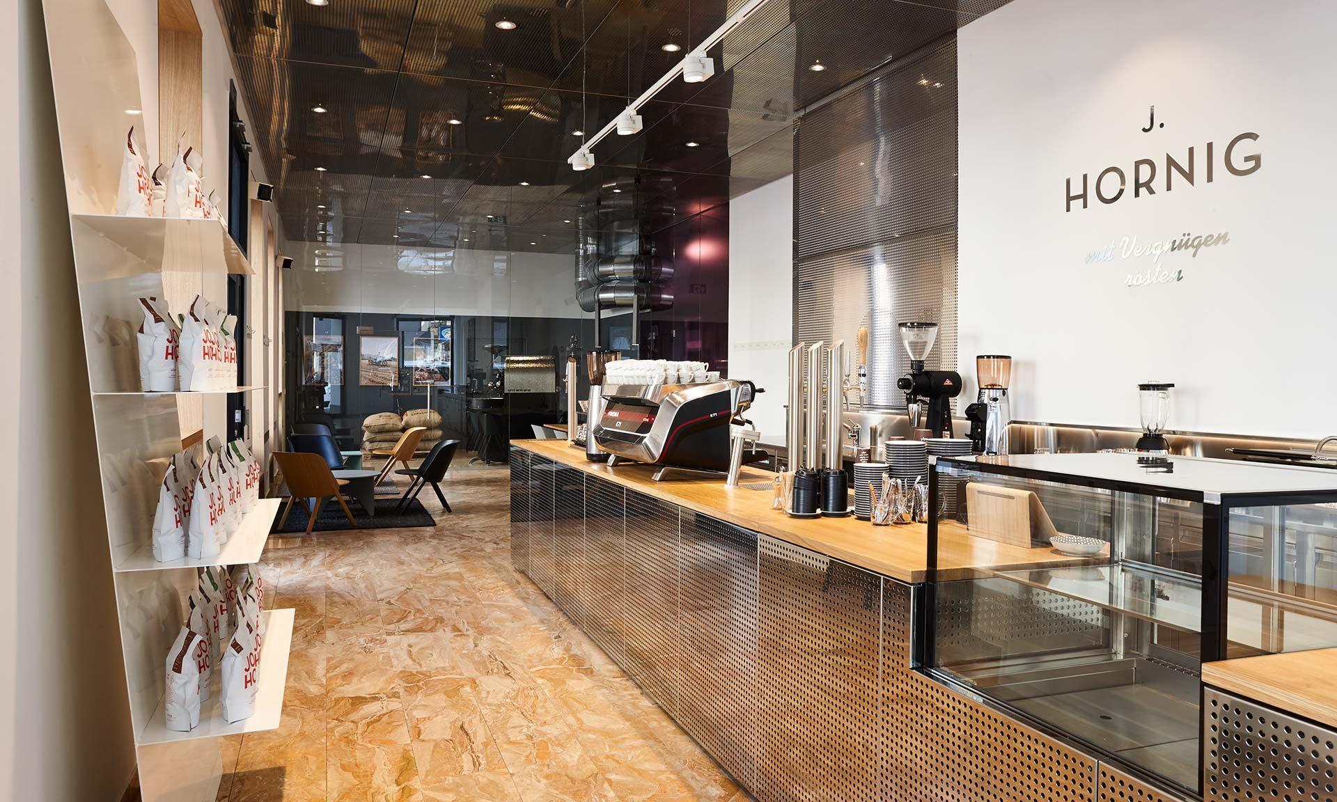 Der neue Coffeeshop in der Siebensterngasse in Wien