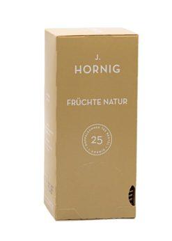 J. Hornig Früchte Natur Doppelkammer Teebeutel