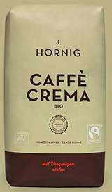 J. Hornig Caffè Crema Bio